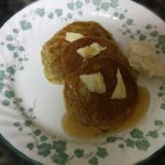 Healthy Low Carb Protein Pancake Recipe