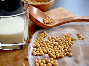 Soy Milk for Low Carb Diet