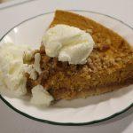 Easy Low Carb Pumpkin Pie Recipe