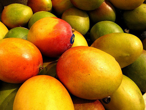 Carbs in Mangoes