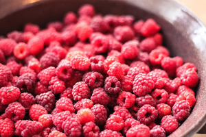 Low Carb Diet Raspberries