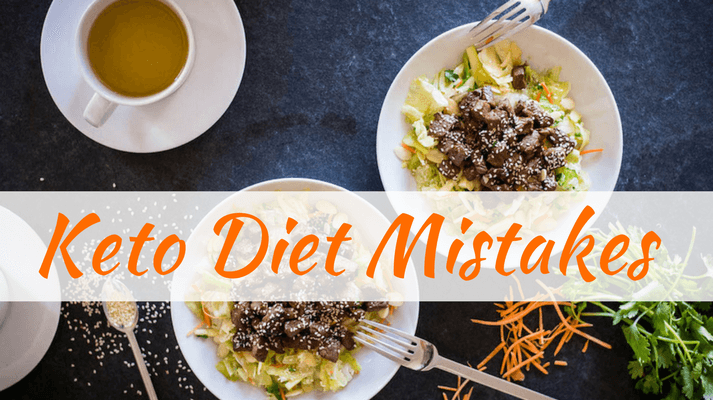 Common Ketogenic Dieting Mistakes